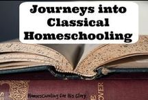 Homeschooling-Classical Education / Anything related to the classical education method of learning (grammar, dialectic, and rhetoric stages). ichoosejoy.org