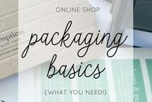 Product Packaging Ideas / etsy packaging for shipping, product branding, how to package a product, diy packaging ideas, branding, etsy shop packaging, packaging for etsy shops, ideas for packaging