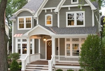 House Decor and Dream Houses / by Karen Wade