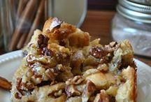 Favorite Recipes / by Rhonda Carter