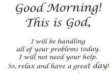 God is Great / by Minerva Drinkard