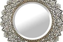 Mirror, Mirror On The Wall / by Minerva Drinkard