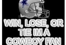 Dallas Cowboys / by Minerva Drinkard