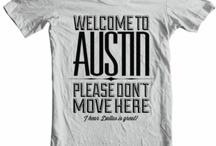 Austin, TX / by Minerva Drinkard