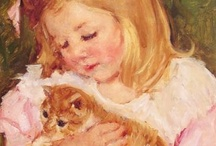 Mary Cassatt - Impressionism / American Impressionist Mary Cassatt was the first to explore the lives of women in her art.