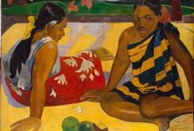 Paul Gaugin - Post Impressionism