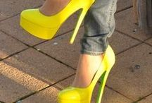 Yellow Shoes.