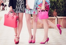 Pink Shoes.