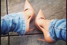 Nude Shoes.