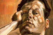 Lucian Freud / Expressionism