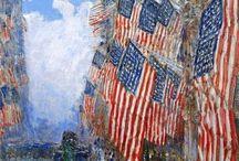 Childe Hassam - Impressionist American