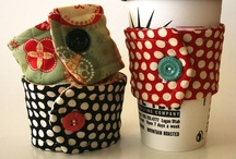 Fabrics / Fabric/sewing ideas and patterns / by Steph McCulla