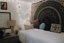 Dorm Sweet Dorm / How do you make your dorm room feel like home? Decorate with cool stuff, of course!