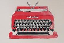 Type Writer / Ode to the type writer