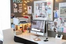 Office Space / Make work more fun with a beautiful interior that inspires you every day!
