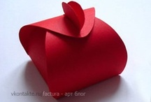 Gifting Ideas / Ideas for giving gifts - homemade boxes, wrapping, bows, etc. / by Steph McCulla