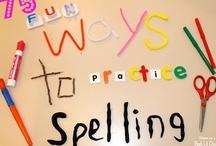 Spelling / by Rachel Licari