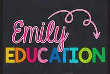 Emily Education / Activities from created Emily Education