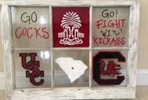 Crafting 101 / Craft inspiration for your favorite college team! / by College Colors