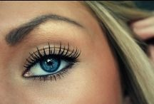 Bright baby blues. / Eye-makeup tutorials and inspiration. / by Sarah Rife