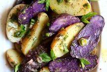 Veggie Love / Vegan  / Experiments in vegan food... I love vegetables! / by Abby S.