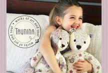 Taunina Brochure Cards / Taunina Gift Cards