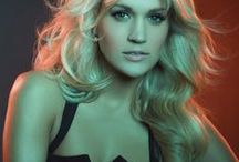 CARRIE UNDERWOOD / by Clinton Graham