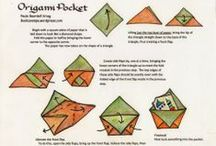 Origami / Paper crafts / by Steph McCulla