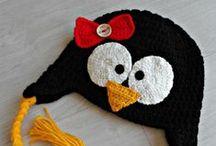 Crochet Hats / Crochet hats / by Steph McCulla