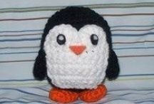 Crochet Amigurumi / Crochet amigurumi animals / by Steph McCulla