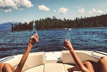 Lake Life / Life on the Water / by Summer Ann