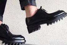 Rubber Sole Shoes.