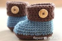 Crochet for Baby / Crochet baby items / by Steph McCulla