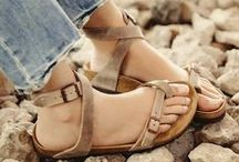 Comfort sandal.