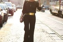 Street style: Workwear