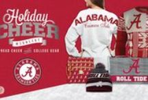 Holiday Wish List / Spread Cheer with College Gear! / by College Colors