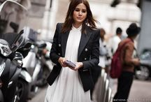 Christine Centenera Style / Style of the Australian Vogue Senior fashion editor