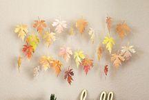 Thanksgiving Decor & Printables