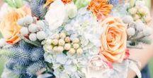 Weddings: Flowers / Wedding florals, centerpieces, bouquets