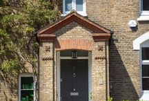 Victorian Town House London / The complete renovation of this Victorian residential property included restoration of multiple sash windows, as well a re-decoration throughout. A joint project by sister company BarrJoinery and StuartBarr CDR.
