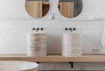 BATHE / Bathroom interiors
