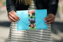 Duct Tape Crafts | Purses / Learn how to design and craft stylish, cute duct tape purses and bags that are fashionable for any occasion  / by Duck Brand
