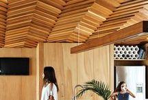 I N T E R I O R S | ceilings