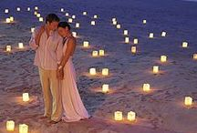 Wedding Vow Renewals  / for when hubby and I renew our vows on a beach somewhere in the Caribbean / by Karen Pottinger