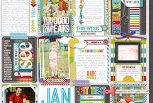 SCRAPBOOKING: PROJECT LIFE / by Get It Scrapped (Debbie Hodge)