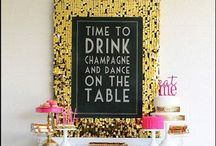 Party decor & other party ideas.;) / Party! Party! Party! / by Noel O'Neel