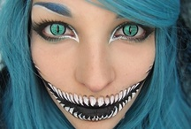 Dress up time / Awesome Halloween costumes and cosplays / by Kayla Warmuth