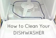 // housewife / Cleaning tips and home management