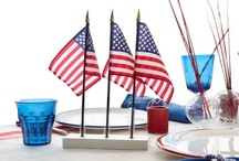 ~Fourth of July~ / Happy 4th of July . This board covers crafts, tips, decor & good food for the 4th of July celebration. / by Angela Conner
