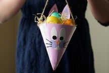 Spring | Duct Tape Crafts / Learn how to make festive spring and Easter themed duct tape decorations and DIY crafts that are perfect for this fun season.